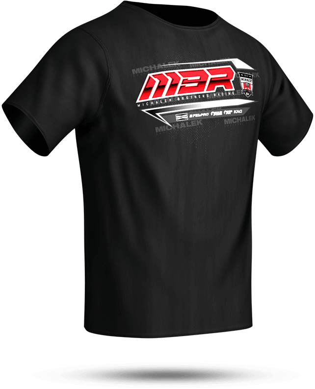 2014 Michalek Brothers Racing Tshirt