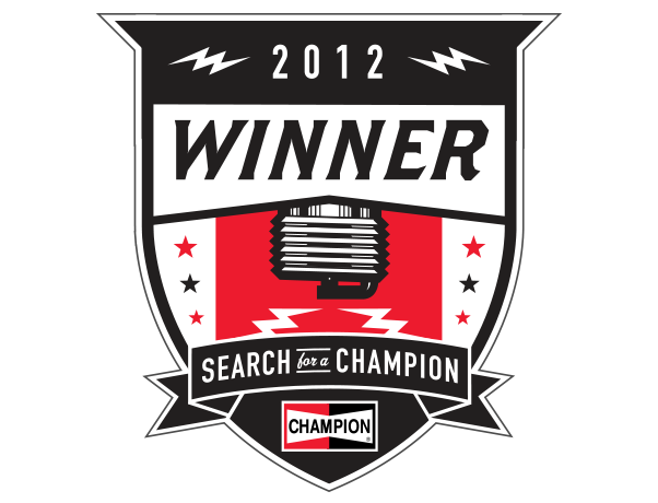 2012 Search for a Champion Winner