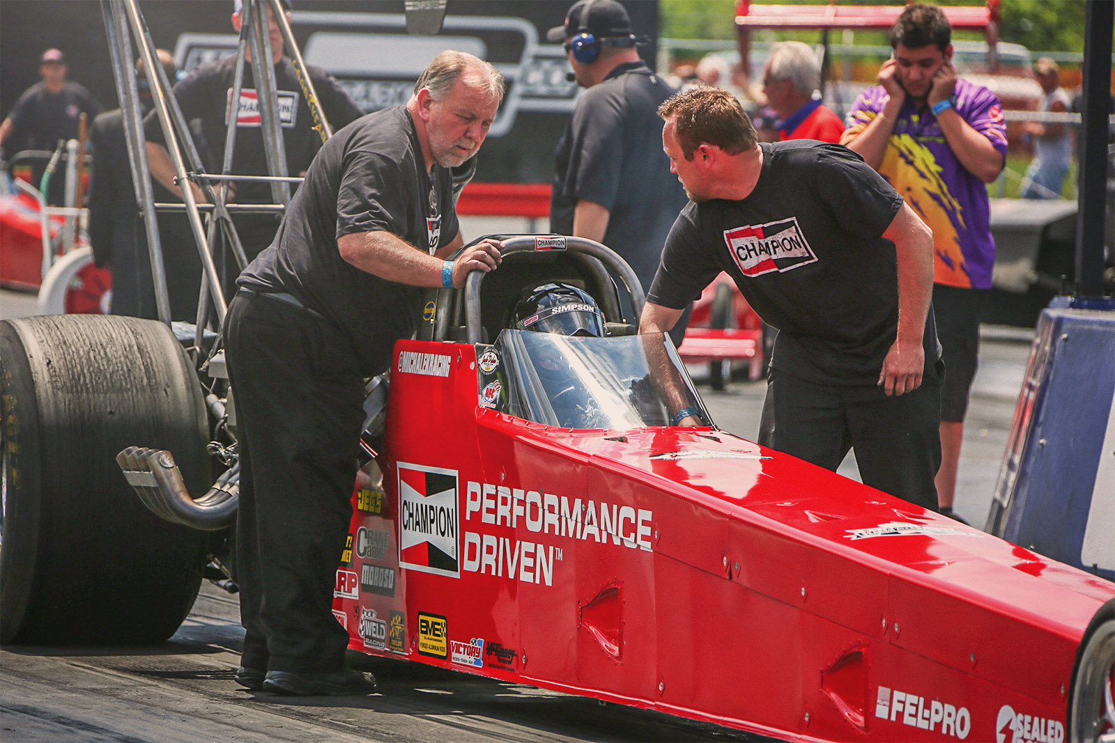 Michalek Brothers Racing will again partner with Randy and Jared Dreher of Dreher Motorsports to field an A/fuel dragster entry within the NHRA Lucas Oil Drag Racing Series.