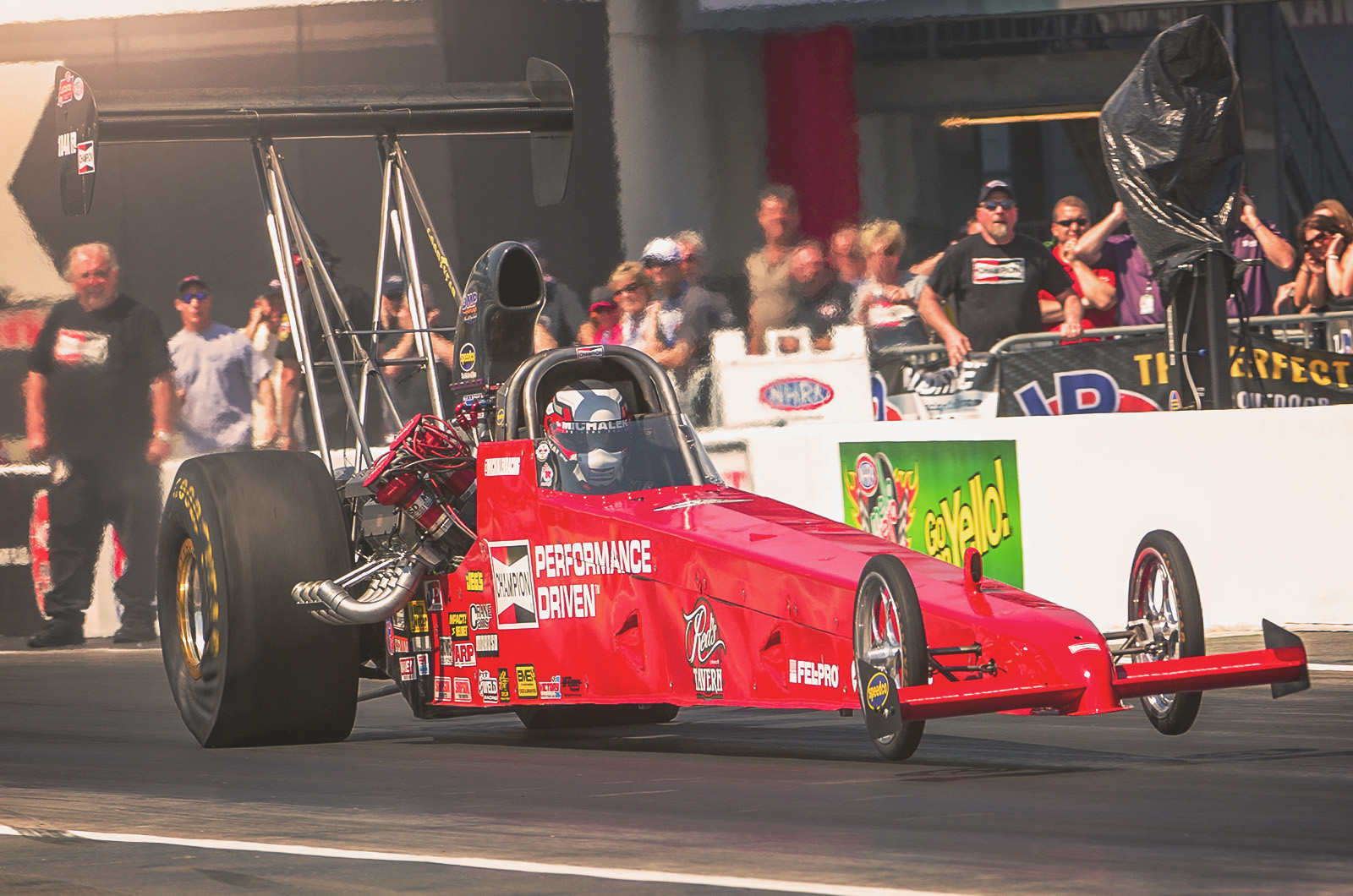 Michalek Brothers Racing Captures Event Win at NHRA 4-Wide Nationals