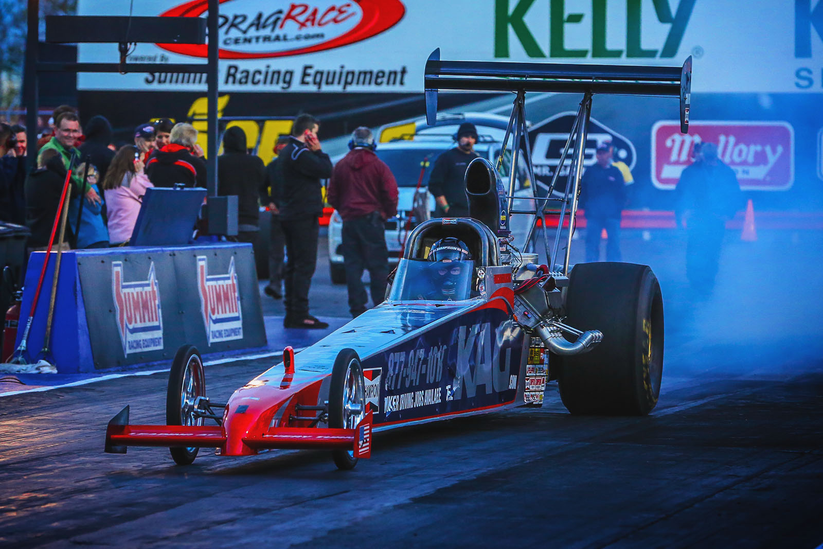 Michalek Brothers Racing driver Kyle Michalek is focused on continuing the team's successful momentum in the Lone Star State this weekend at the 28th annual O'Reilly Auto Parts NHRA SpringNationals in Houston, Texas. (Photo Credit: David Smith)