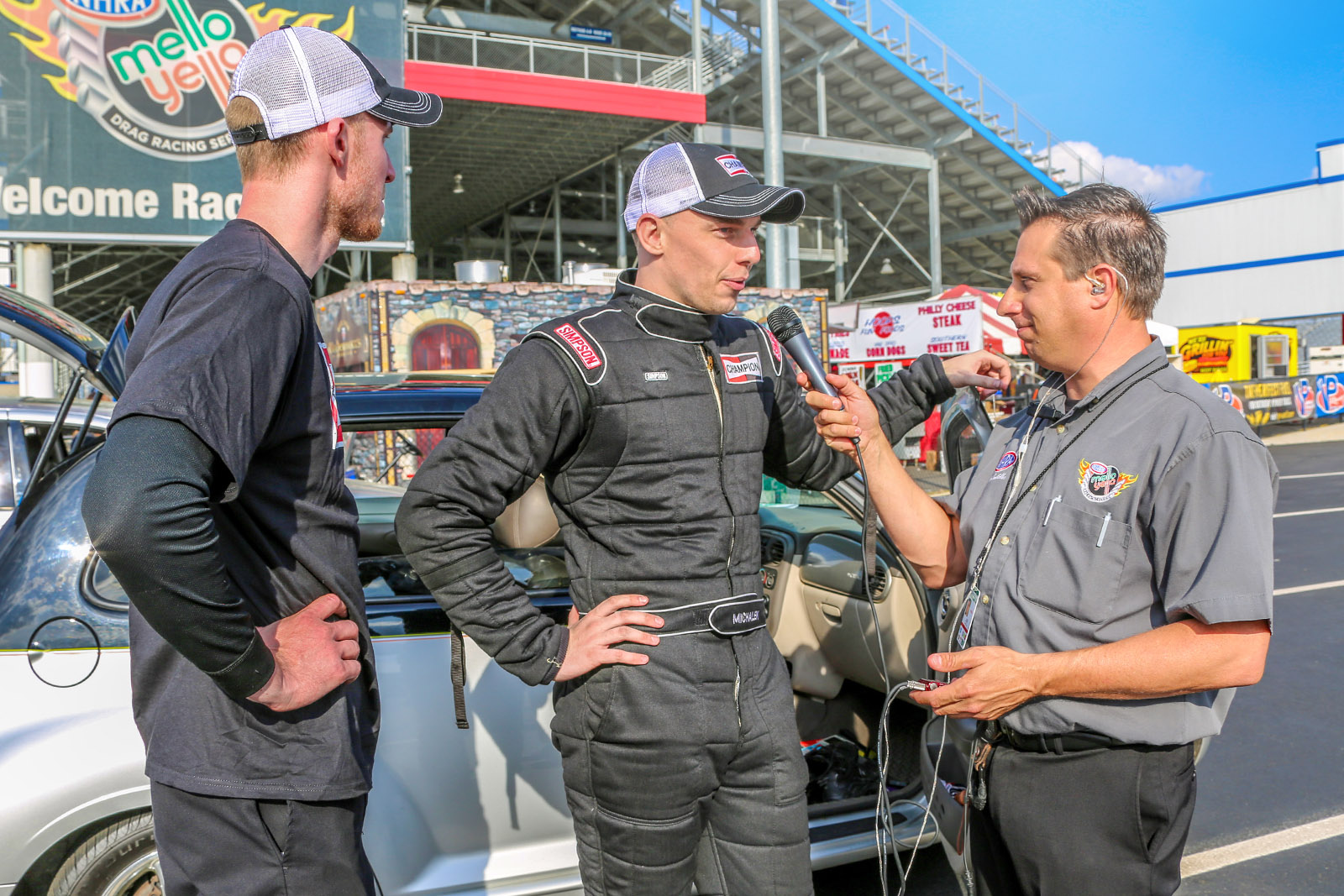 Michalek Brothers Racing Appeared on WFO Radio NHRA Nitro (6/30)