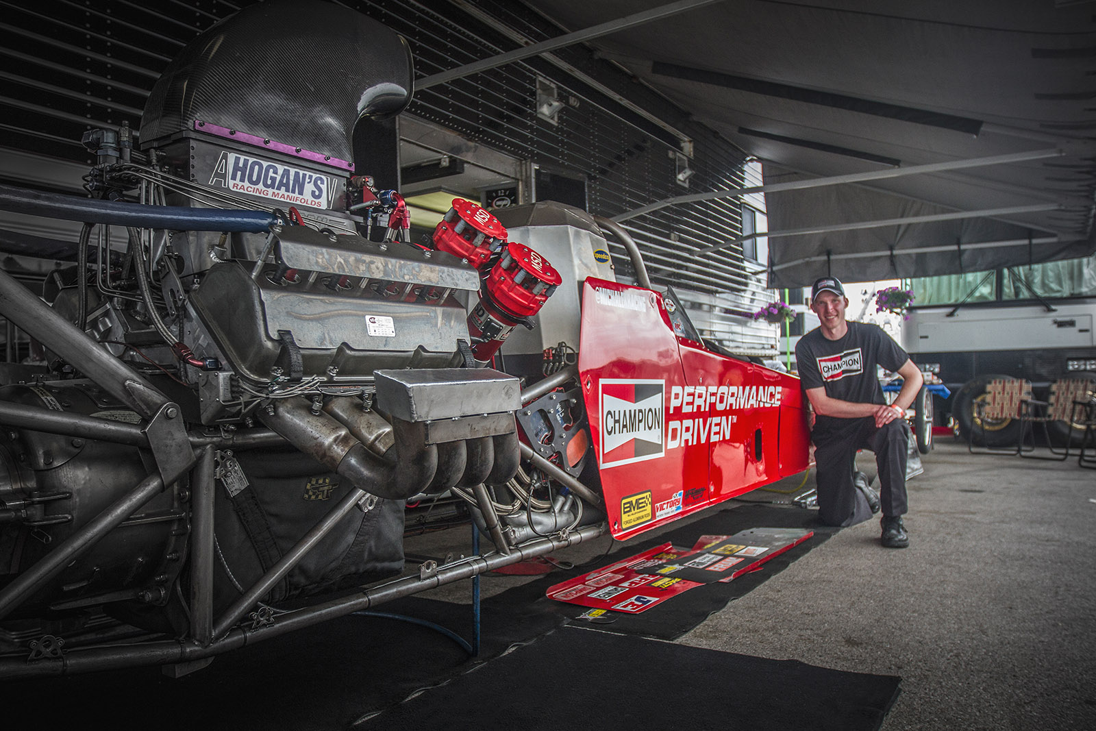 Champion Spark Plugs and Michalek Brothers Racing Renew Partnership for Fifth Consecutive Year
