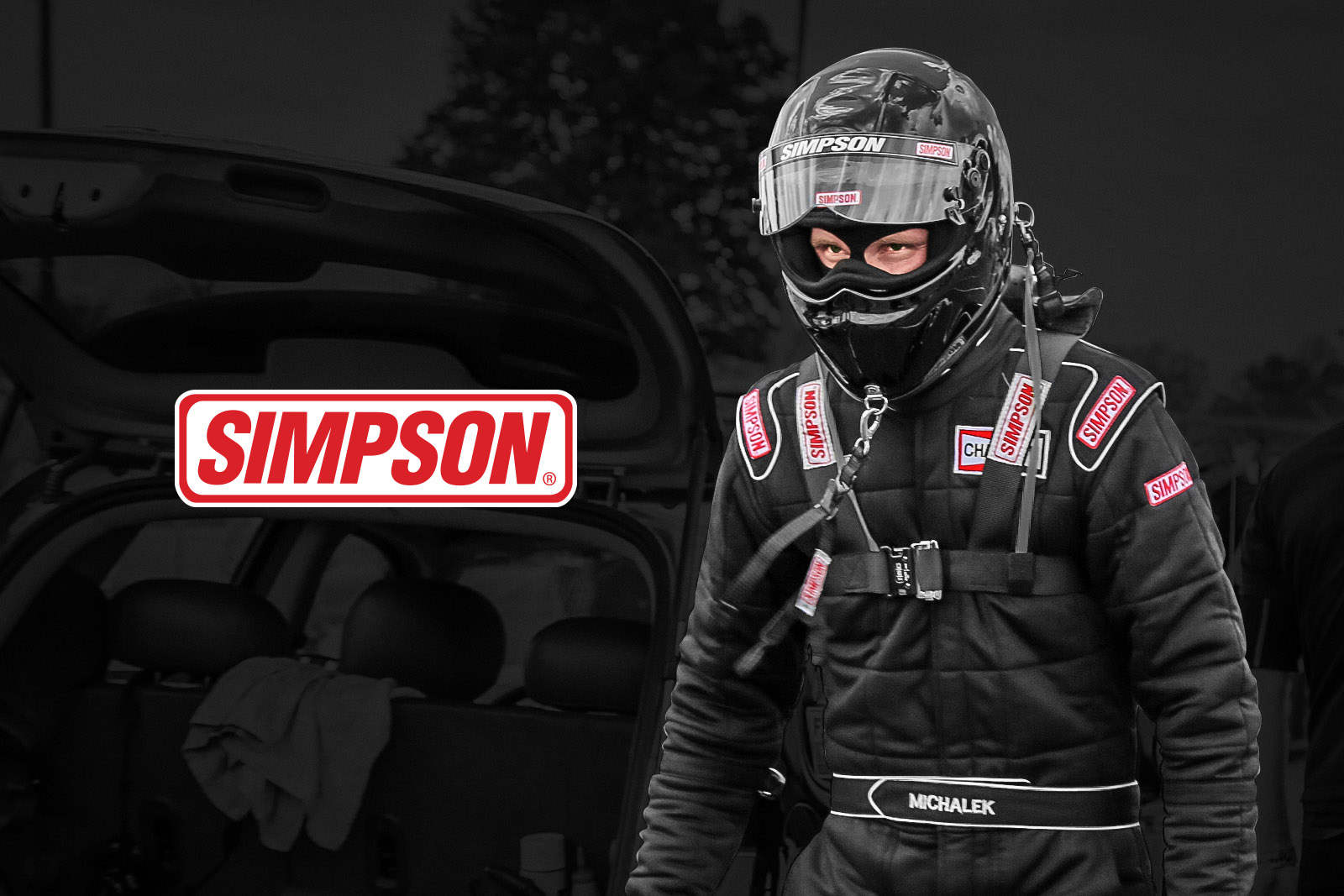 Michalek Brothers Racing and Simpson Performance Products Begin Partnership in 2016