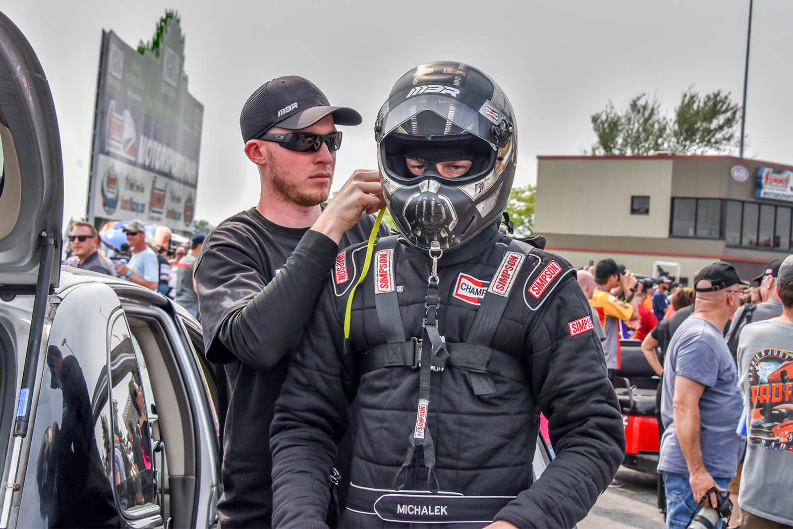 Indianapolis Marks the Start of a New Era for Michalek Brothers Racing