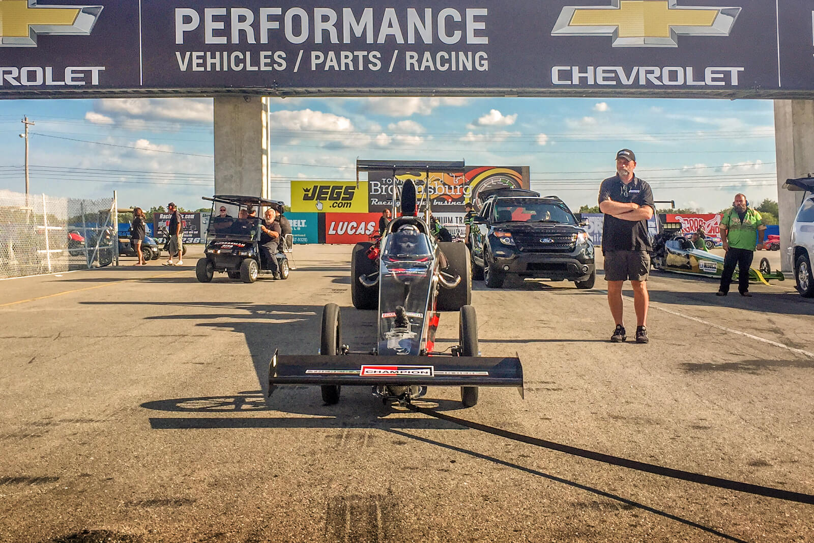 Michalek Brothers Racing has Successful Debut in Indianapolis