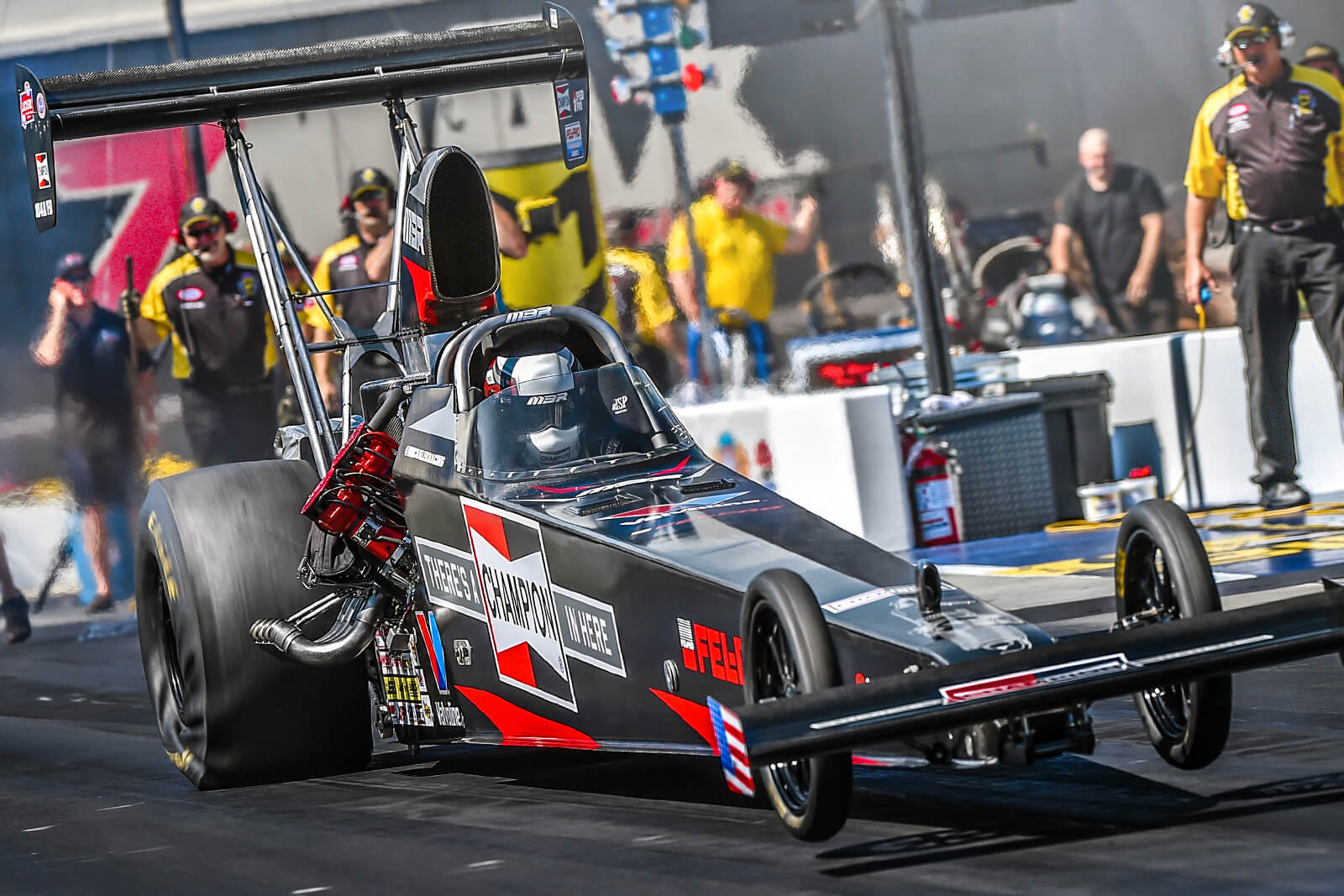 Michalek Brothers Racing Earns Runner-Up Finish at NHRA Carolina Nationals