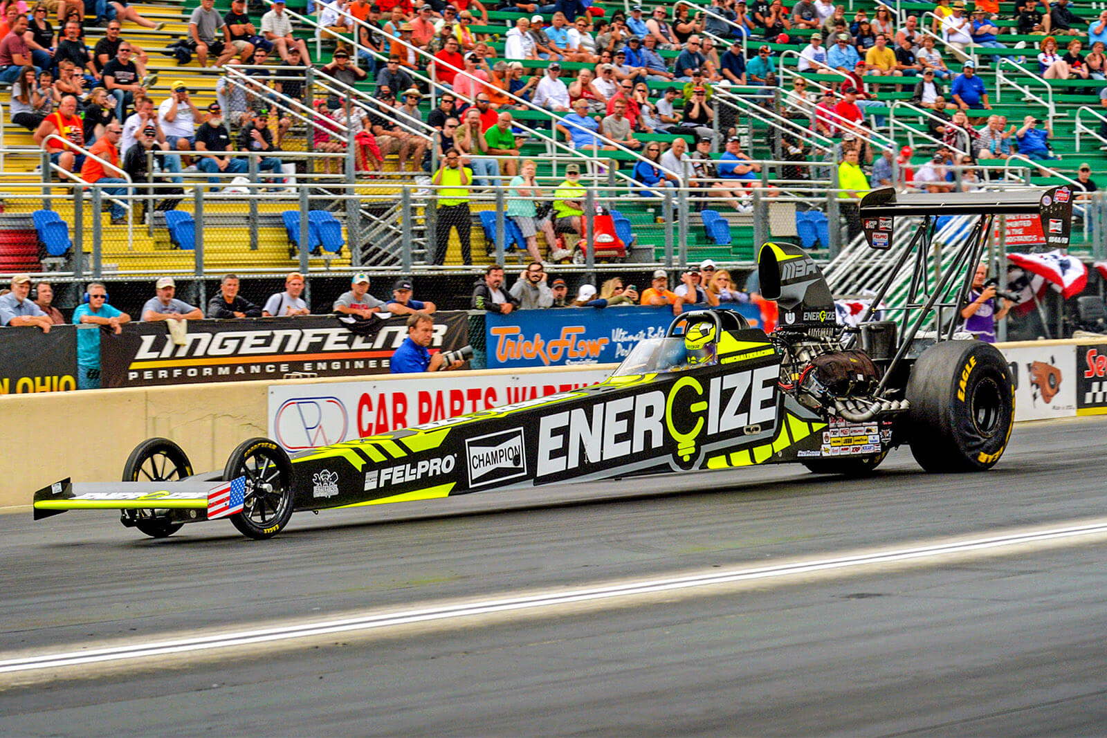 Michalek Brothers Racing Bows Out Early in Norwalk