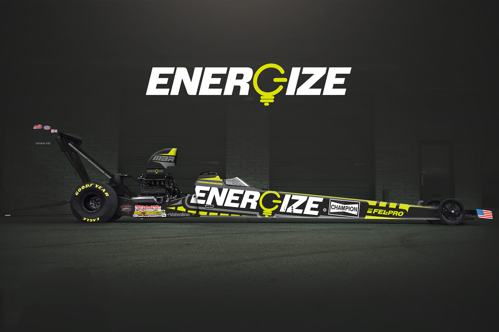 ENERGIZE, LLC partners with Michalek Brothers Racing