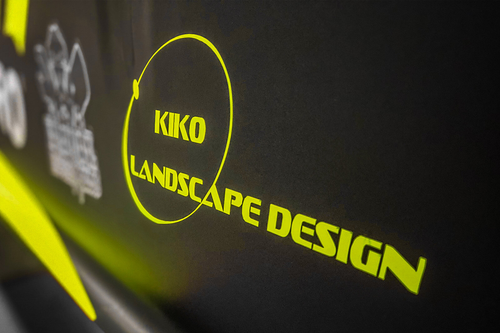 Kiko Landscape Design Joins Michalek Brothers Racing