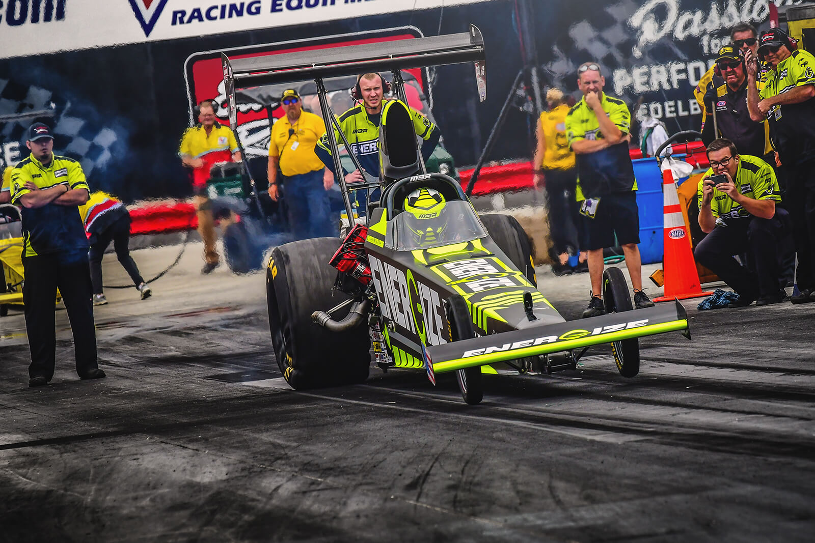 MBR Primed for Under the Lights Showdown at 2018 Night Under Fire