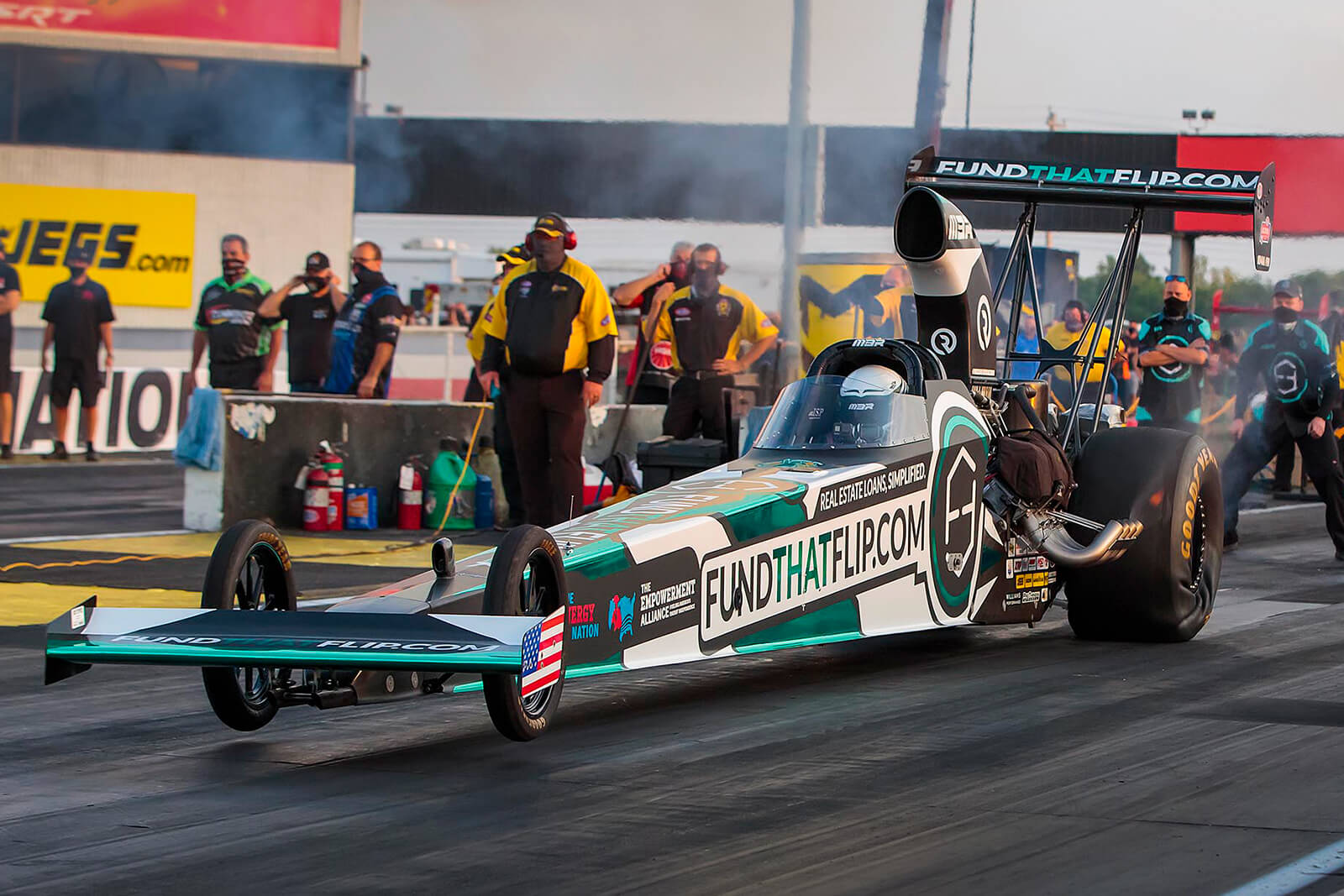 Michalek Brothers Racing Qualifies for 66th Running of NHRA U.S. Nationals