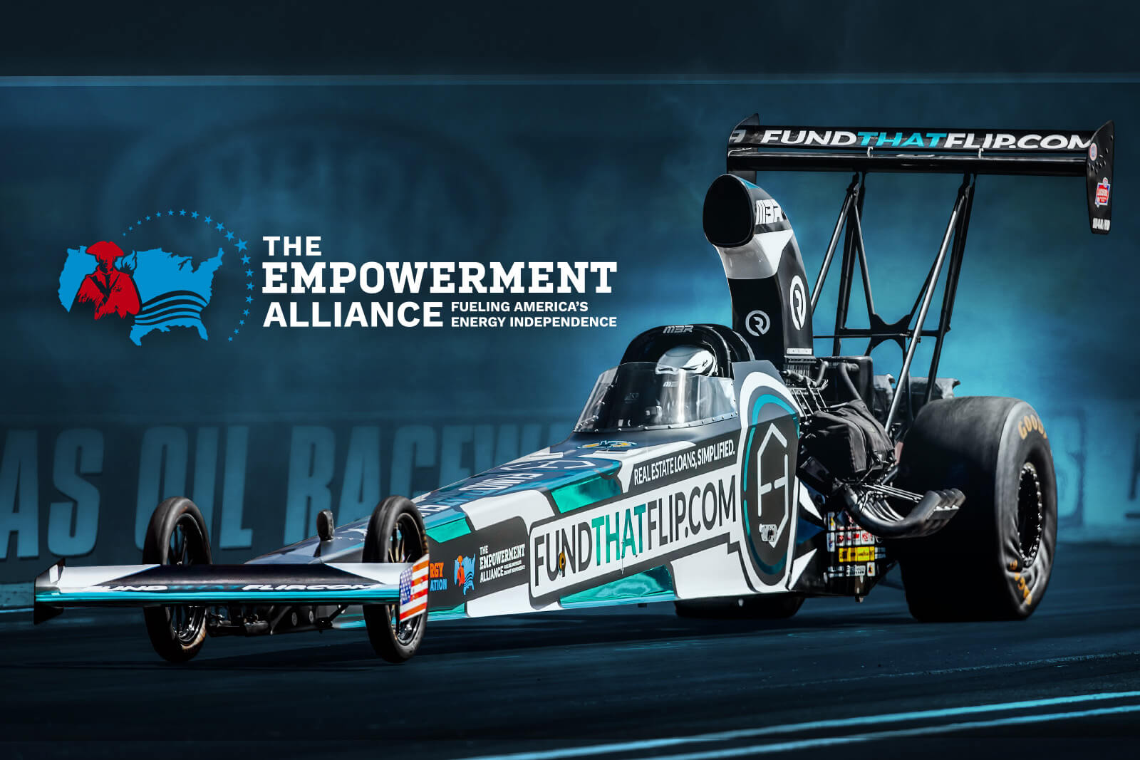 The Empowerment Alliance Begins Partnership with Summit Motorsports Park and Michalek Brothers Racing in 2021