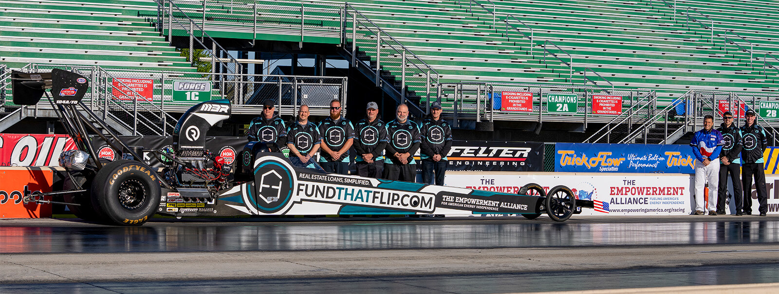 Michalek Brothers Racing will debut their newly formed partnership with The Empowerment Alliance this weekend.