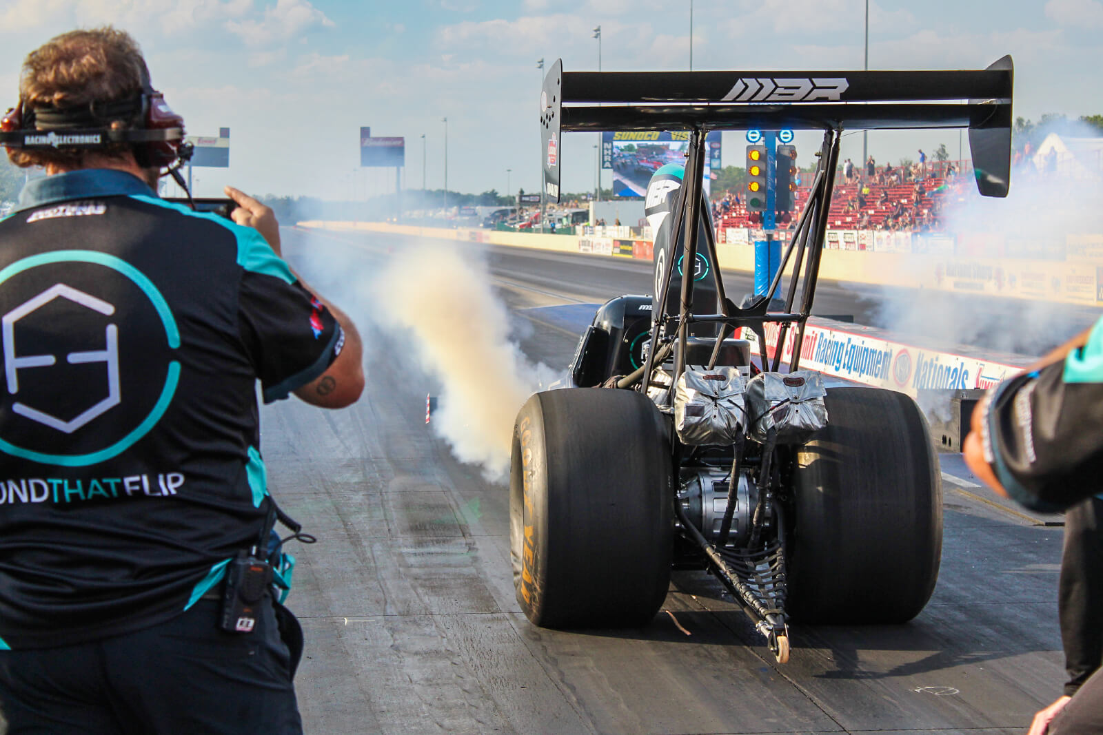 Michalek Brothers Racing Exits First Round in Norwalk