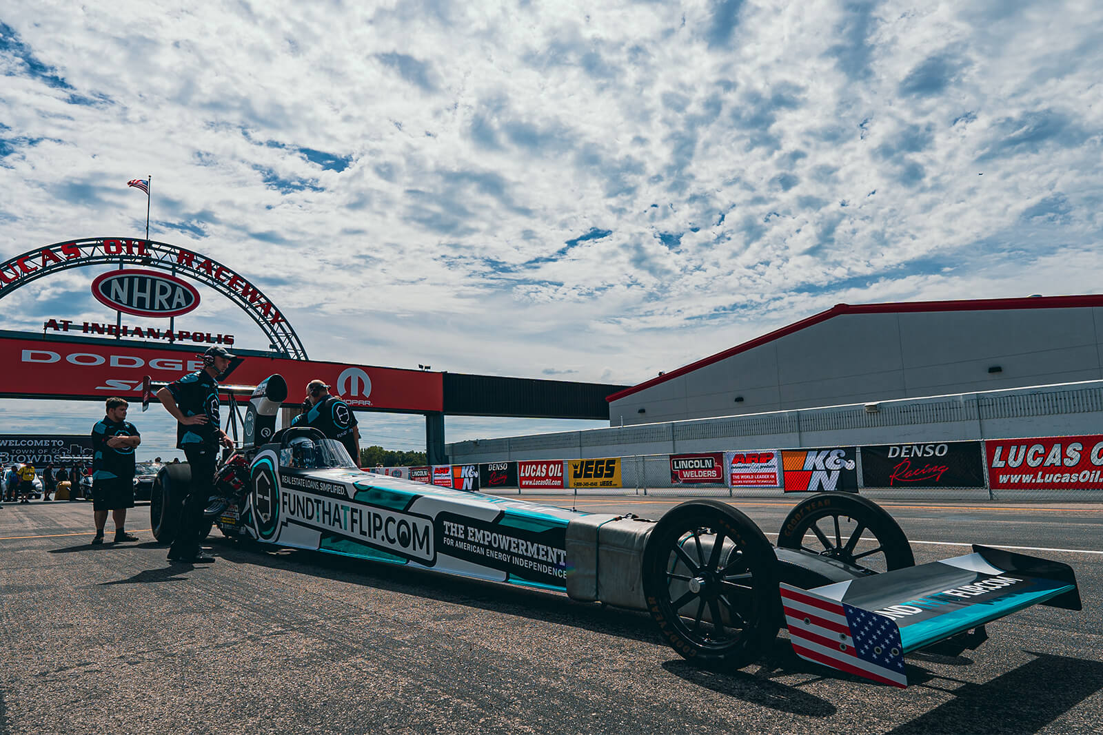 Michalek Brothers Racing Runs Career Best Numbers at the NHRA U.S. Nationals