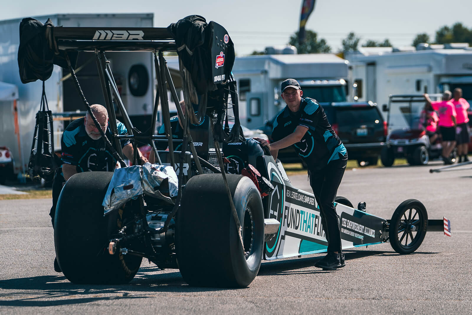 Michalek Brothers Racing returns to zMAX Dragway this weekend looking to reconquer a track that has been polarizing to the team.